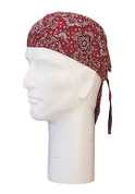 Red Trainman Head Wraps