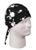 Skulls Head Wrap