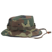 Woodland Camo Jungle Hat - View