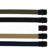 Kids Army Web Belts - View