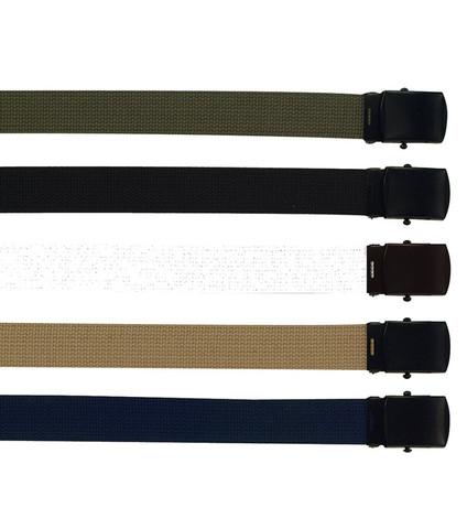 Kids Army Web Belts - View