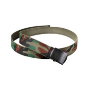 Kids Army Camo Web Belt - View