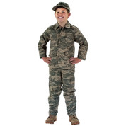 Kids Army ACU Digital Camo Pant - Uniform View