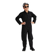 Kids Tactical S.W.A.T. Black Flight Suits - View