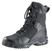 Kids Tactical Patrol Waterproof Boot - Front View