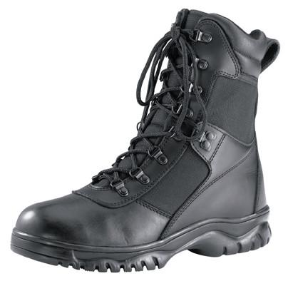 Kids Tactical Patrol Waterproof Boot - Front View