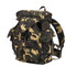 Kids Camo Troops Rucksack - Left Side View
