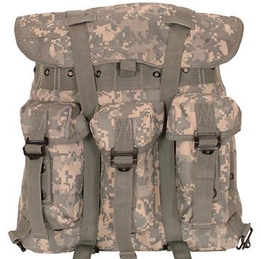Kids Army Digital Gear Backpack - Image View