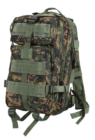 Shop Kids Marine Digital Camo Combat Backpacks - Fatigues Army Navy