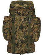 Kids Marine Digital Camo Recon Backpack - Image View