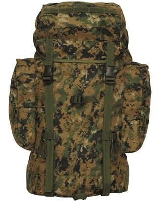 Shop Kids Marine Digital Camo Recon Backpacks - Fatigues Army Navy