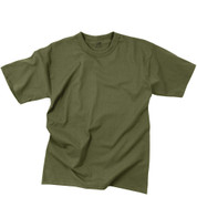 Kids Army Olive Drab T Shirt - View Image