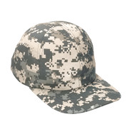 Kids Camo ACU Digital Cap - View