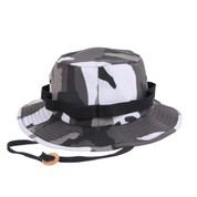 Kids Urban Camo Jungle Hat - View