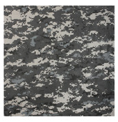 Kids Subdued Urban Digital Camo Bandana