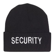 Kids Security Watch Cap - View