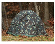 Kids Camo Backyard Dome Tent - View