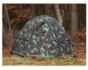 Kids Camo Backyard Dome Tent - View