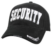 Deluxe Black Low Profile Security Cap