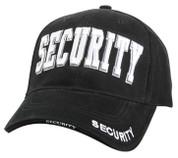 Deluxe Black Low Profile Security Cap