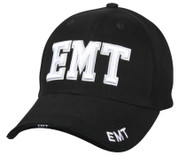 Deluxe EMT Cap - Low Profile Black
