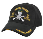 Deluxe Special Forces Logo Cap