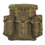 Medium Olive Drab Alice Field Pack-No Frame
