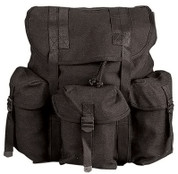 GI Type HW Canvas Mini Alice Pack - Black