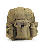 Enhanced Nylon Large Alice Pack w/Frame - OD View