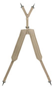 G.I. Type Enhanced Nylon Khaki LC-1 Suspenders