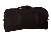 Black Tactical Tool Bag - View