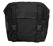 Black Tactical Enhanced Nylon Butt Pack