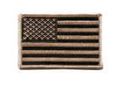 Desert Tan U.S.Flag Patch