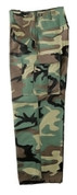 G.I.Woodland Camo M-65 Field Pants