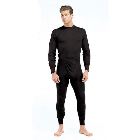 Performance Polypro Underwear Crew Shirt - View