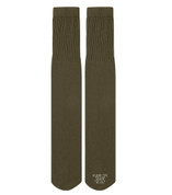 Army Olive Drab Tube Socks - View