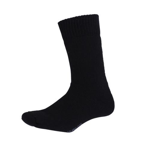 Black Outdoor Thermal Boot Sock