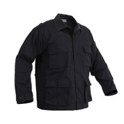 SWAT Cloth BDU Fatigues Jacket - Side View
