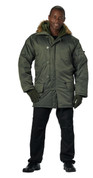 Rothco Ultra Force Sage N 3B Parka
