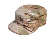 Ranger Map Pocket MultiCam Fatigue Cap - Govt. Spec 2 Ply