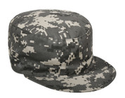Subdued Urban Digital Camo Fatigue Cap