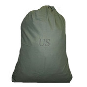 Gov't Issue OD Barracks Bags - Brand New