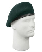 Inspection Ready Green Beret - No Flash