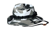 Women's Urban Camo Jungle Hat