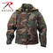 Rothco Special Ops Tactical Softshell Jacket - Front View