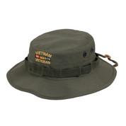 Vietnam Veteran Boonie Hat