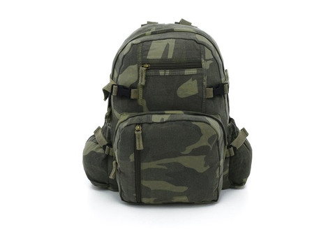 Kids Camo Gear Vintage Pack - Front View