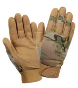 MultiCam Lightweight All Purpose Duty Glove - Combo View