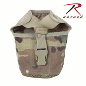 MOLLE Compatible Canteen Cover - Rothco View