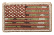 MultiCam American Flag Patch - View